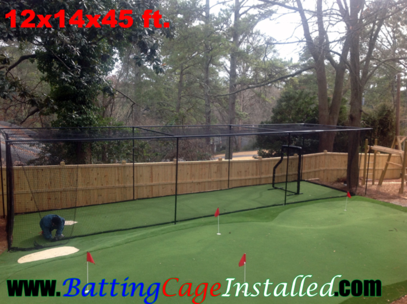 Superbe Batting Cages Install Is Our Business, Hanging Netting For Any Sport,  Selling Nylon Net For Baseball, Lacrosse, Soccer, Golf And More